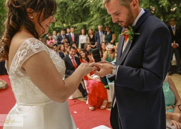 Fotografía de boda. Chema & Davinci. Fotógrafos en Madrid, Toledo, Valladolid y resto de España. Wedding Photographers