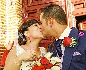 Testimonio - Reportaje fotográfico de boda. Alberto y Pili