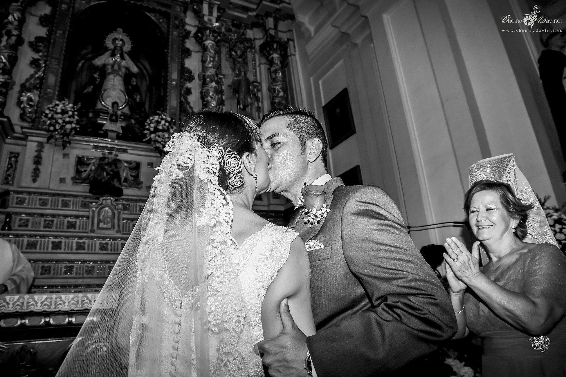 Fotografía de Boda - Álbum de boda - Chema & Davinci