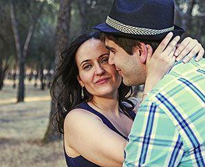 Testimonio - Reportaje fotográfico de boda. Toñi y Luis