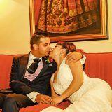 Fotografía de bodas - álbum de boda - Chema & Davinci