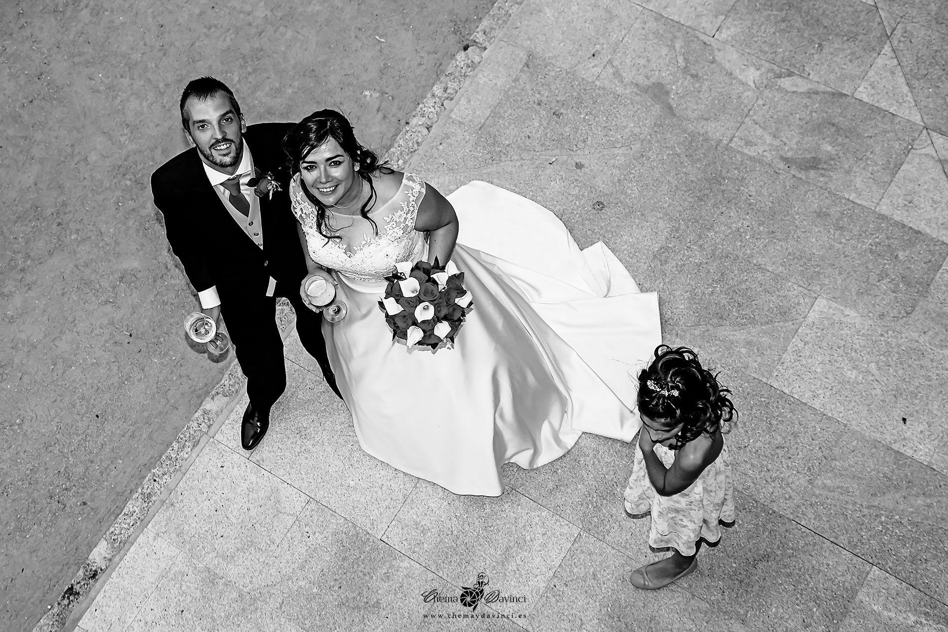 Fotógrafos de Boda Chema & Davinci