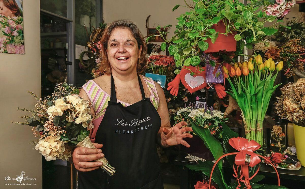Imagen de Les Bouquets Fleuresterie - ramos de novia - fotografía de boda