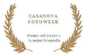 Premio de Fotografía Casanova Fotoweek